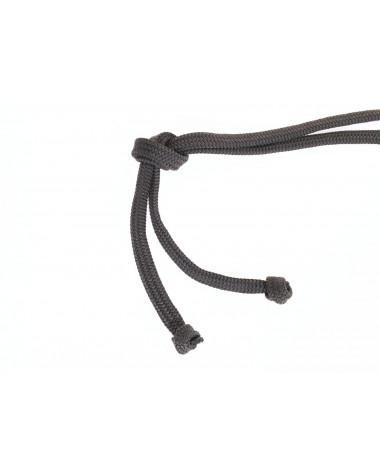 Bag handles anthracite gray
