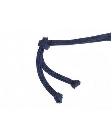 Bag handles navy blue