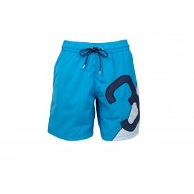 Turquoise Swim Shorts