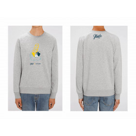 Grey windsurfer sweatshirts – Men