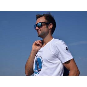 Unisex T-Shirt White - Solitaire du Figaro