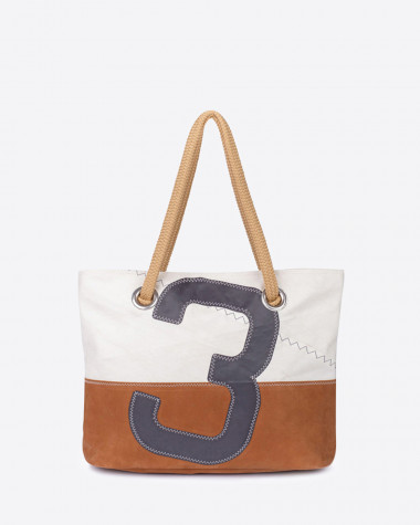 Hand bag Charlie Leather