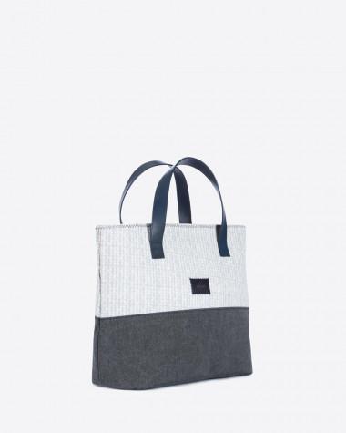 Hand bag Charlie - Light Grey