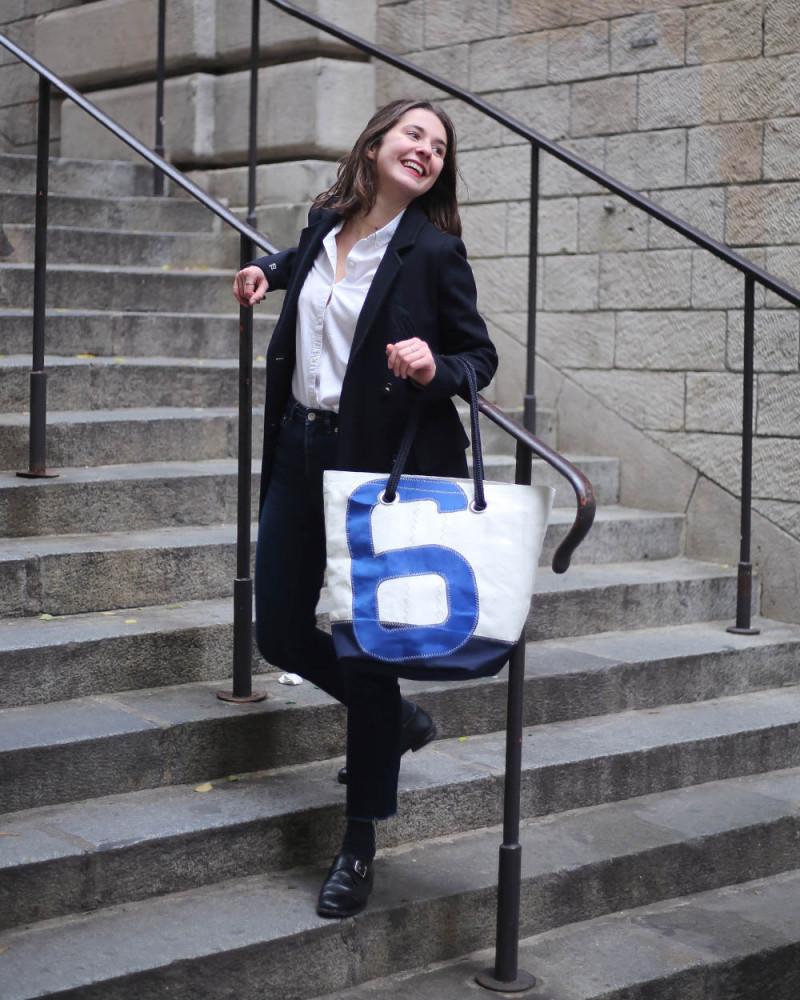 Handtasche Sam - Navy Blue