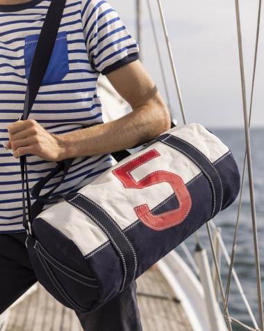 Reisetasche Polochon Navy