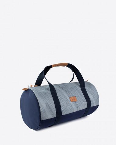 Duffel Bag Polochon 3Di Grey