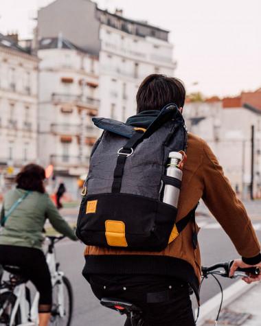 Black - Dinghy backpack