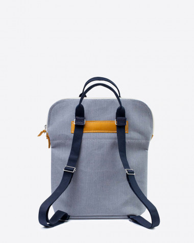 The Gaby backpack - Grey
