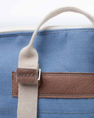 The Gabrielle backpack - Blue