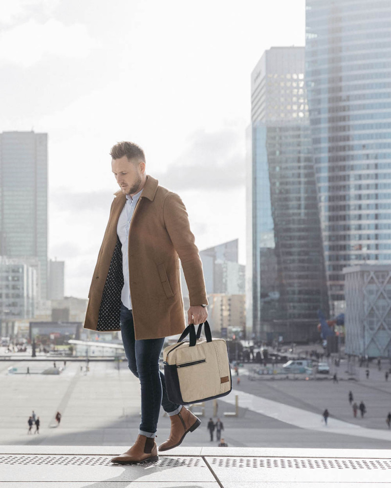 Business bag - Amber