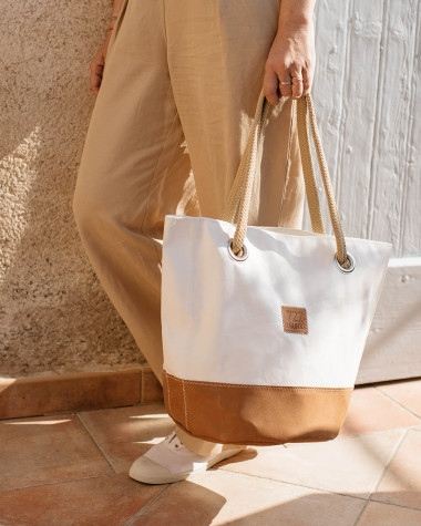 Handtasche Sandy - Leder