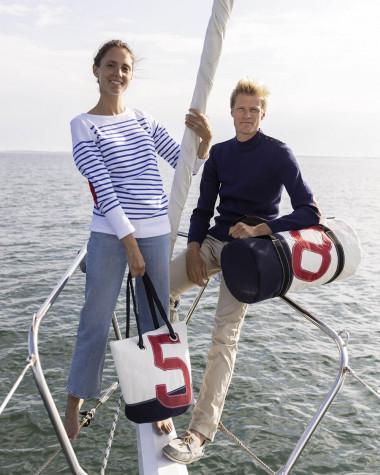 Sac à main Sandy Navy