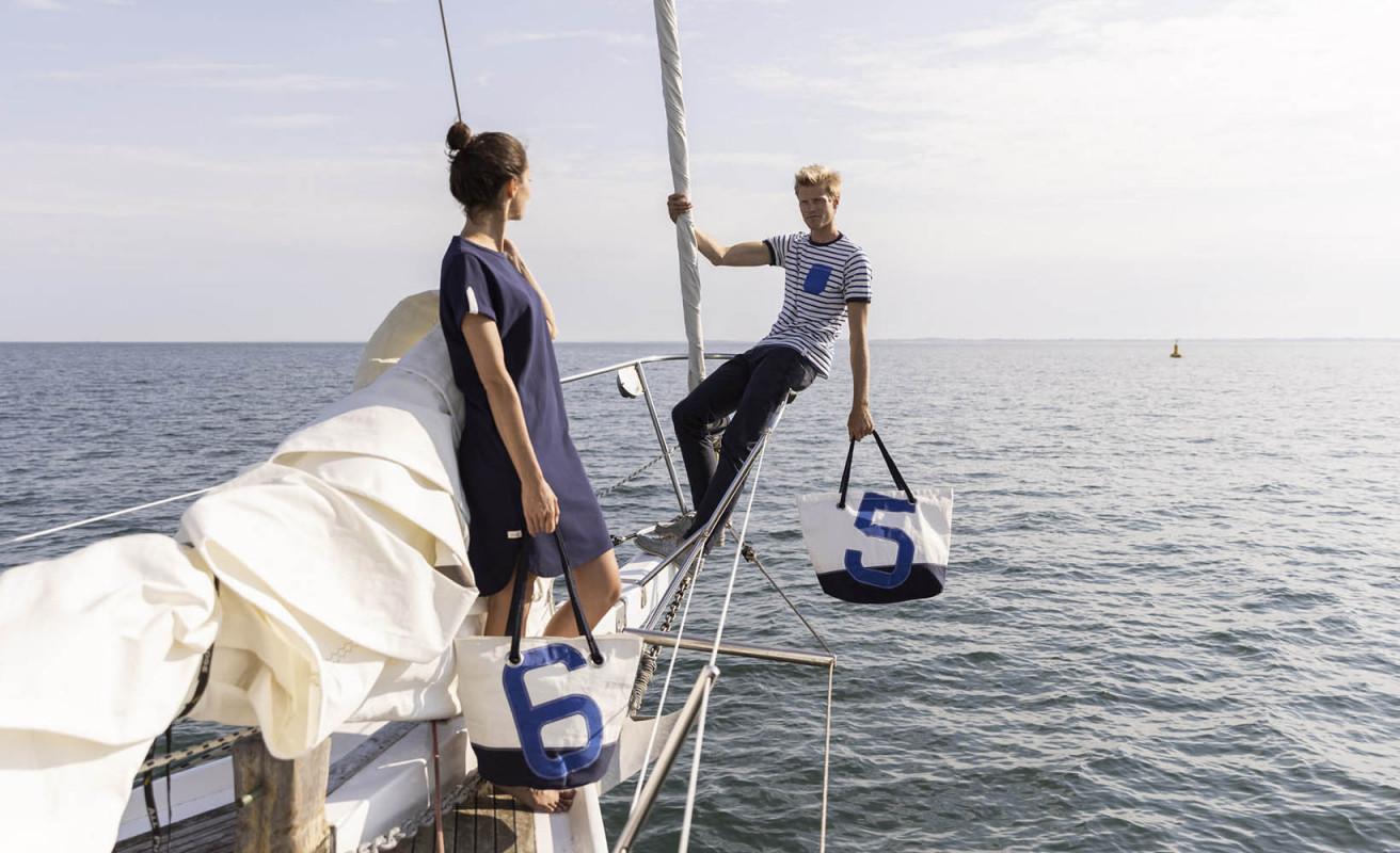 Handtasche Sandy -Navy Blue