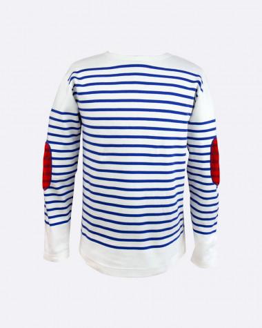 """Herren shirt im Marine-Stil """"Armor Lux x 727 Sailbags"""""""