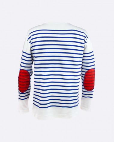 """Armor Lux x 727 Sailbags"" Man breton striped shirt"