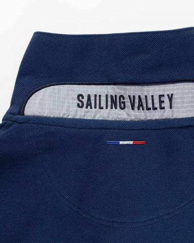Polo Homme Navy - Voilier