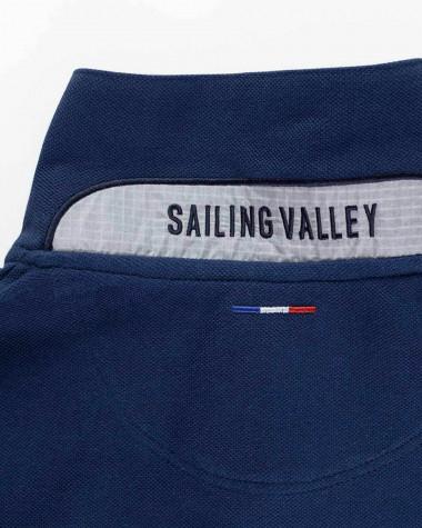 Short-sleeved Men Polo shirt - Navy