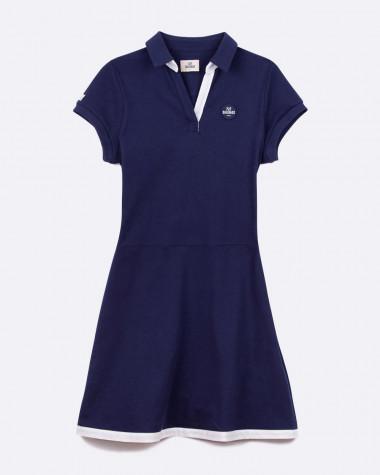 Robe polo Yachting navy