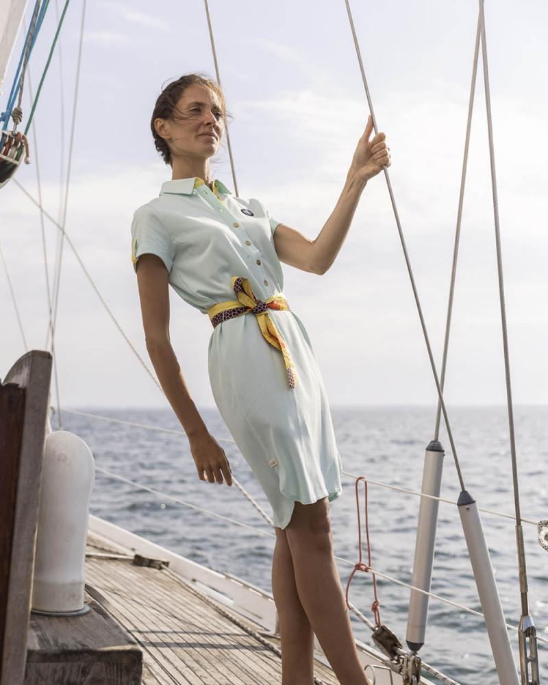 Kleid Maritime