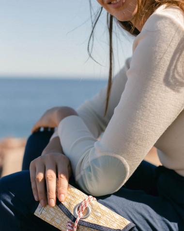 Women's sailor sweater Merinos Wool