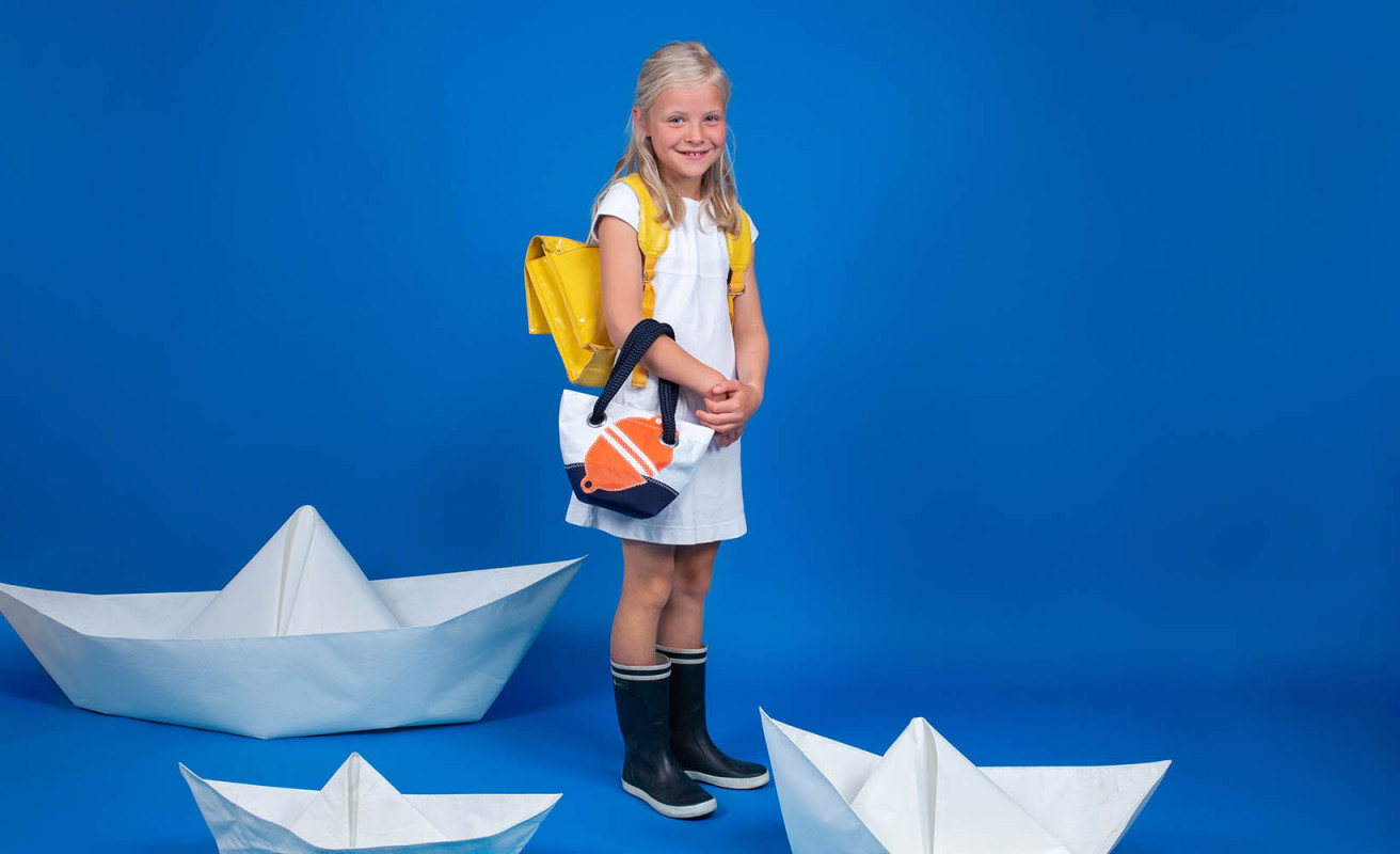 Mini-Handtasche Legende Flottille