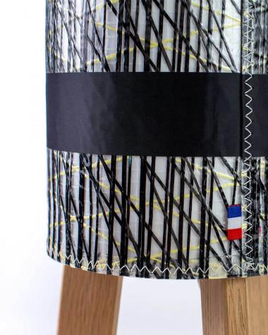 Lampe mini colonne - Technique noire