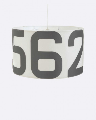 Suspended lamp Ø48