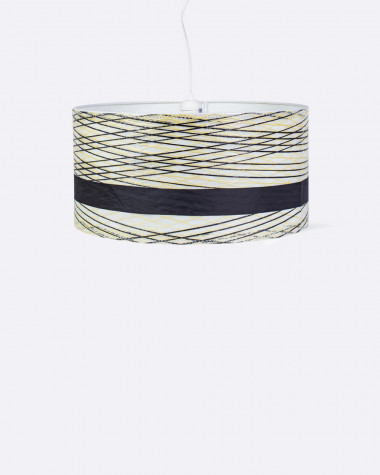 Suspended lamp Ø38
