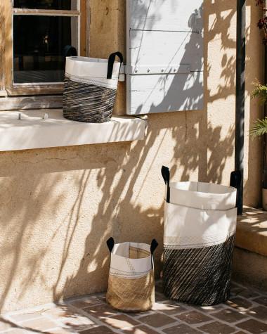 Wäschekorb French Riviera