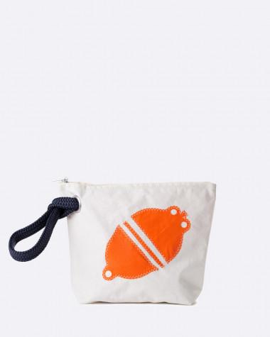 La Midinette Flottille bouée orange