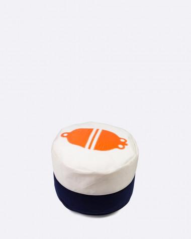 Klein Sitzkissen Solo Ø42 orange Schwimmring