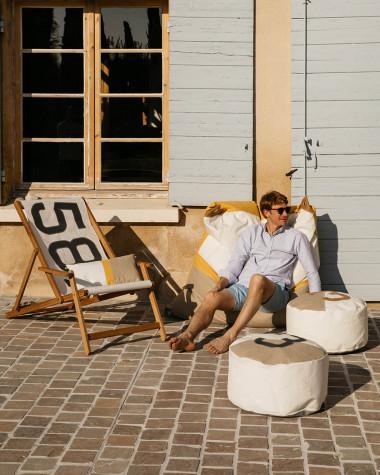 Transat en chêne French Riviera