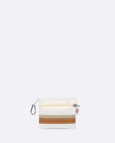 Pocket Lin et cuir