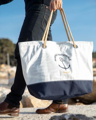 Travel bag Carla French Navy