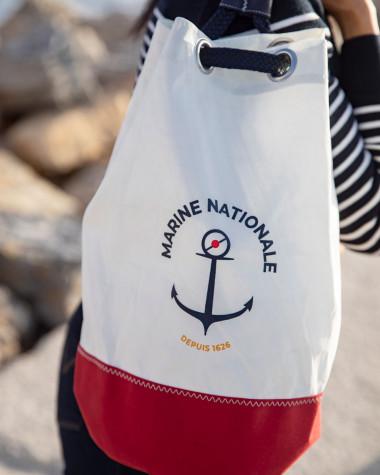 Sac Matelot · Marine nationale rouge