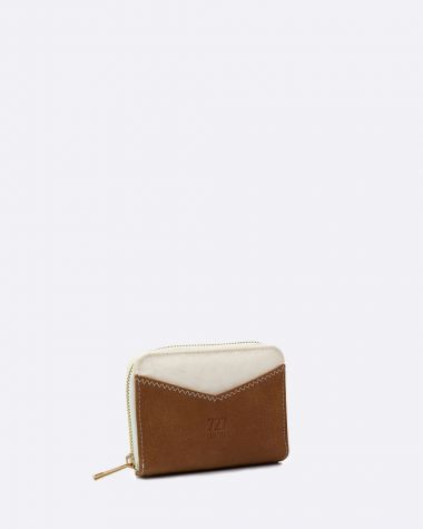 """Women's Wallet """"the Compact"""""""
