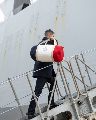 Duffel bag OnshoreFrench Navy