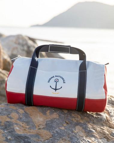 Reisetasche Polochon Marine nationale