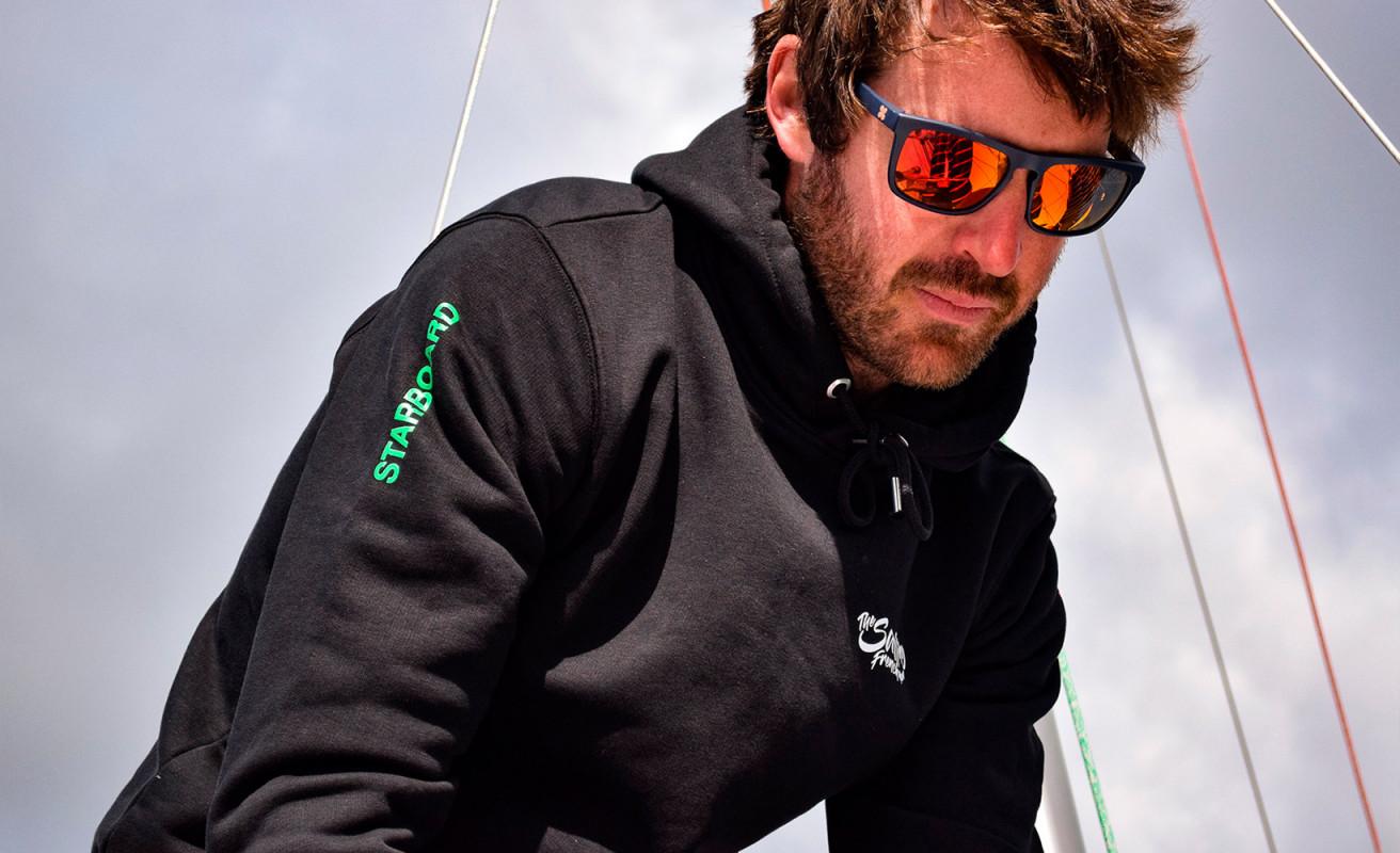 Sweat The Sailing Frenchman