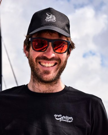 Casquette The Sailing Frenchman