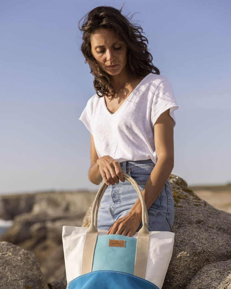 Handtasche L'Intrépide Mer du Sud