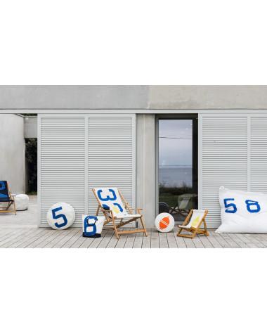 Solo Bean Bag ⌀54 - Navy