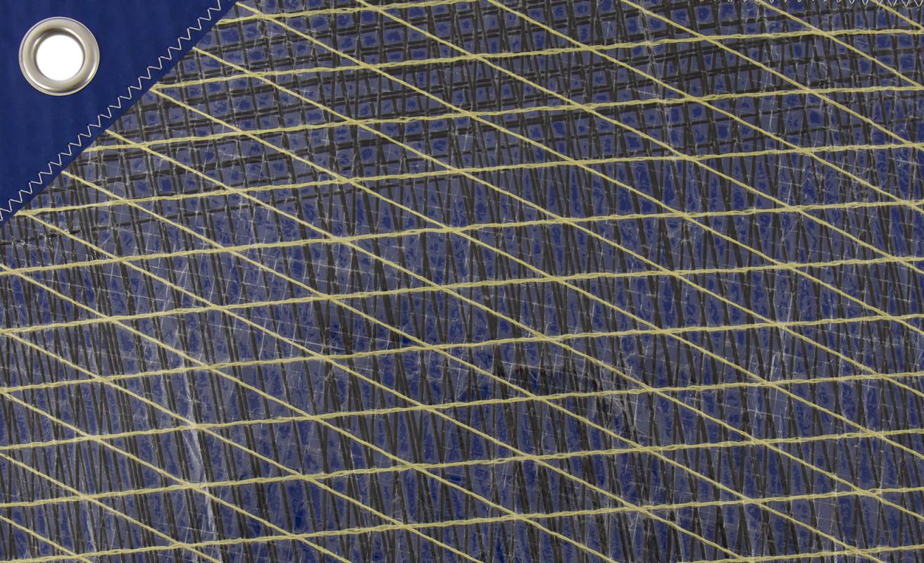 Set de table voile · Bleue