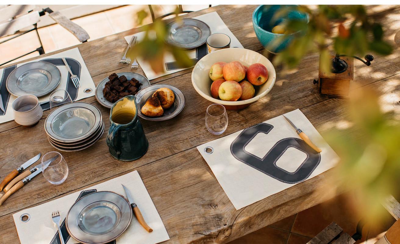 Tischset (6)