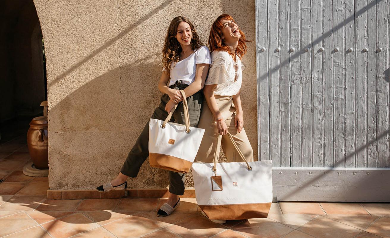 Handtasche Sandy · Leder