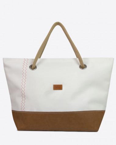 Travel Bag Carla · Leather Base