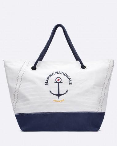 Sac de voyage Carla Marine nationale · Navy
