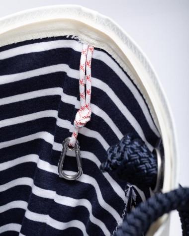 Handbag Legend French Navy