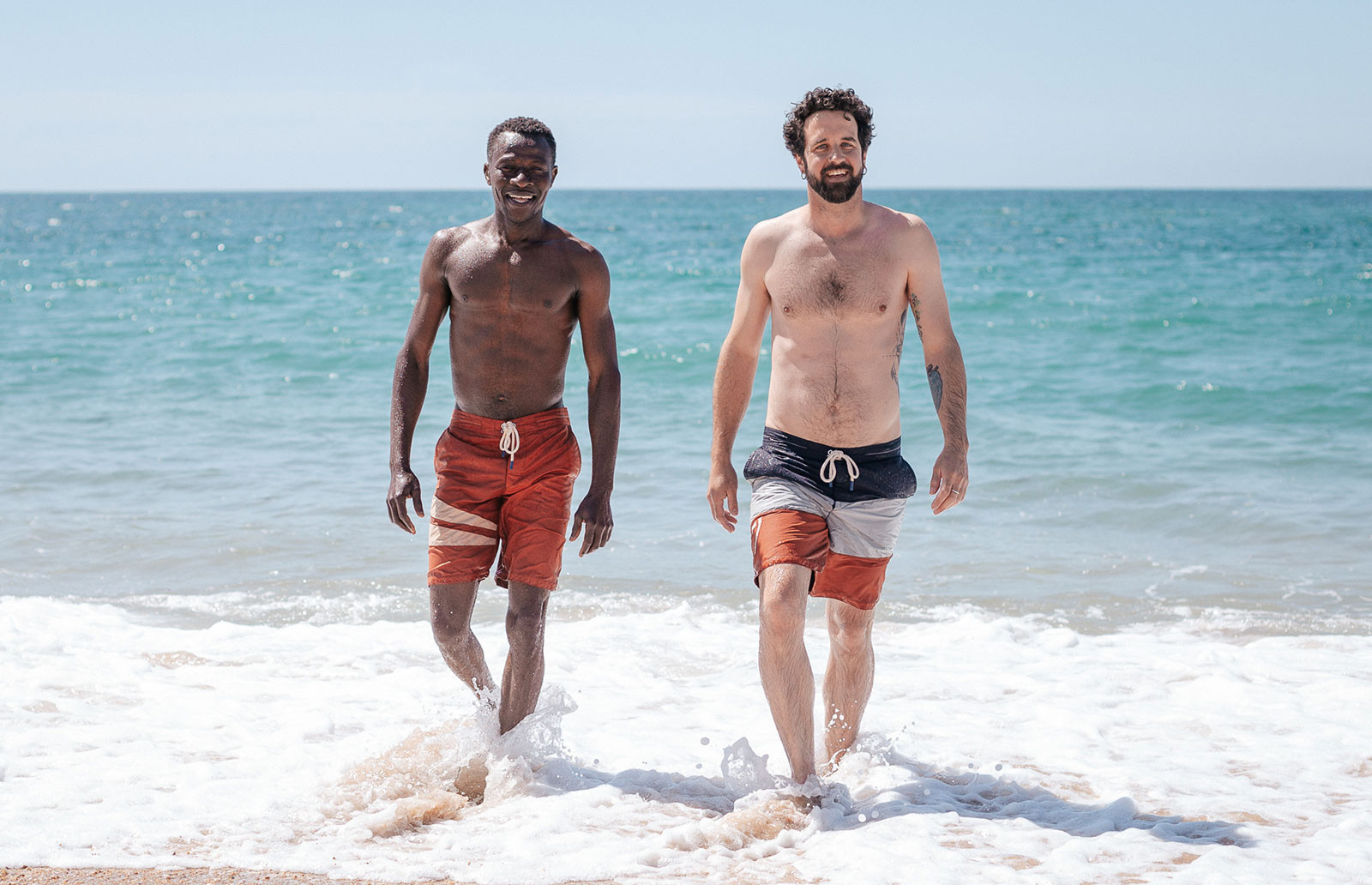 Men: ready-to-wear clothing, bags and accessories in sailcloth