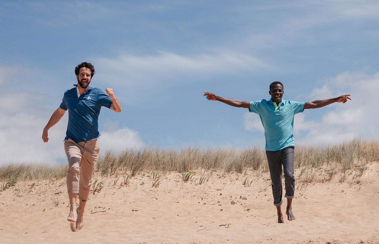 Men's Polo shirt 100% cotton